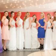Hochzeitsfrisuren und Hochzeitskleider 2015 – Ballkleider