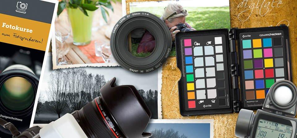Fotokurs für Fortgeschrittene, Fotoamateure Fotografen und Enthusiasten