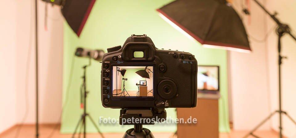 Fotokurs Blitzen im Fotostudio Fototrainer Peter Roskothen