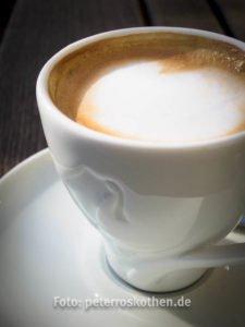 Kennenlernen bei Kaffee oder Tee
