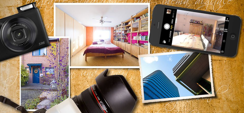 Fotokurs Immoblien fotografieren, Architekturfotografie, Immobilienfotos, Fotoschulung