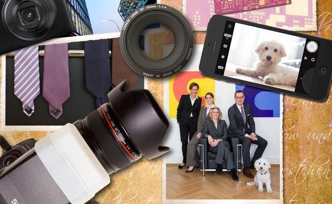 Fotokurs Marketing Public Relations – Bessere Fotos