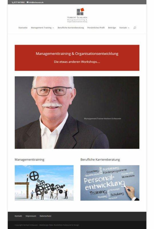 Besseres Webdesign Krefeld
