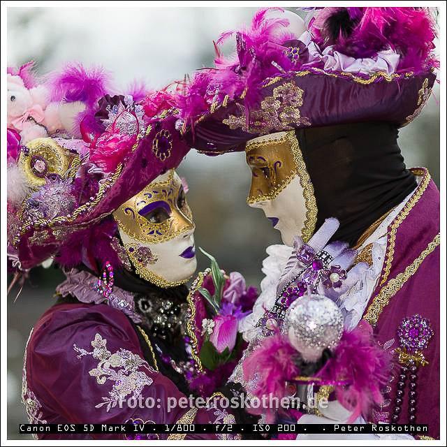 Maskenpaar Begijnhof