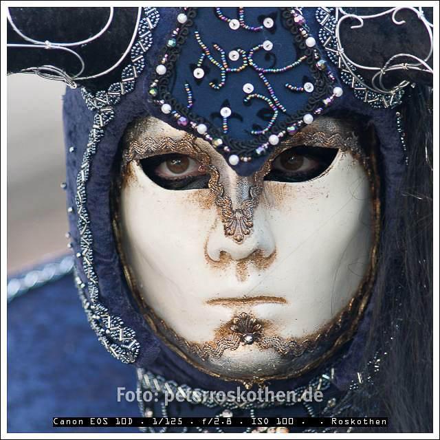 Die Maske - Karneval in Venedig