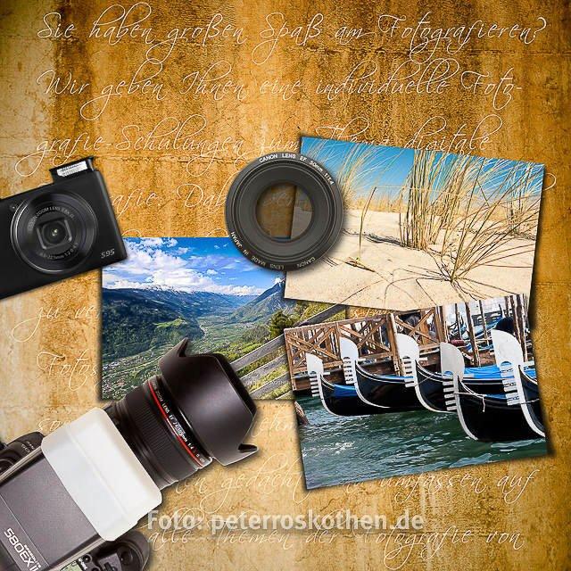 Fotokurse für den Urlaub