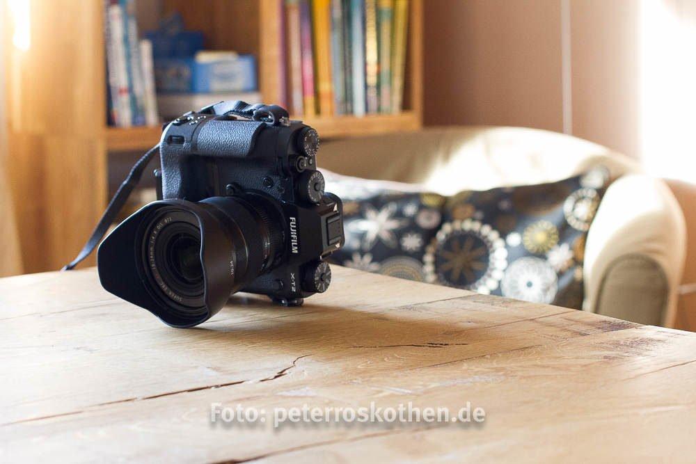 Fujifilm Fotokurs Fotoschulung - Fujifilm Kamera lernen