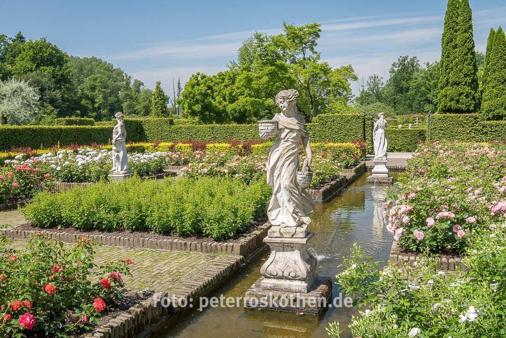 Fotokurs Kasteeltuinen - Fotografieren lernen in den Schlossgärten in Arcen - Naturfotografie, Landschaftsfotografie, Gartenfotografie Fotoschulung