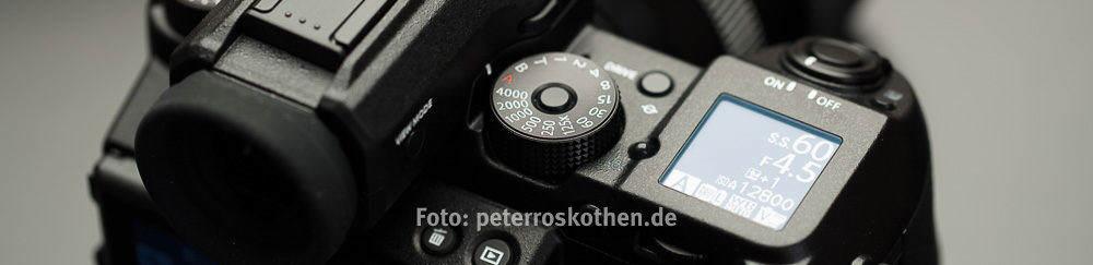 Fujifilm GFX 50S Fotokurs