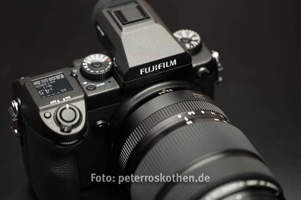 Fotokurs Fujifilm GFX 50S