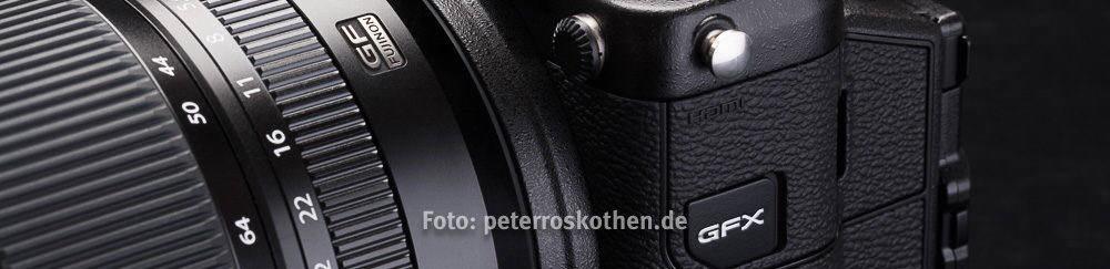 Fotoschulung Fujifilm GFX 50S Fotokurs