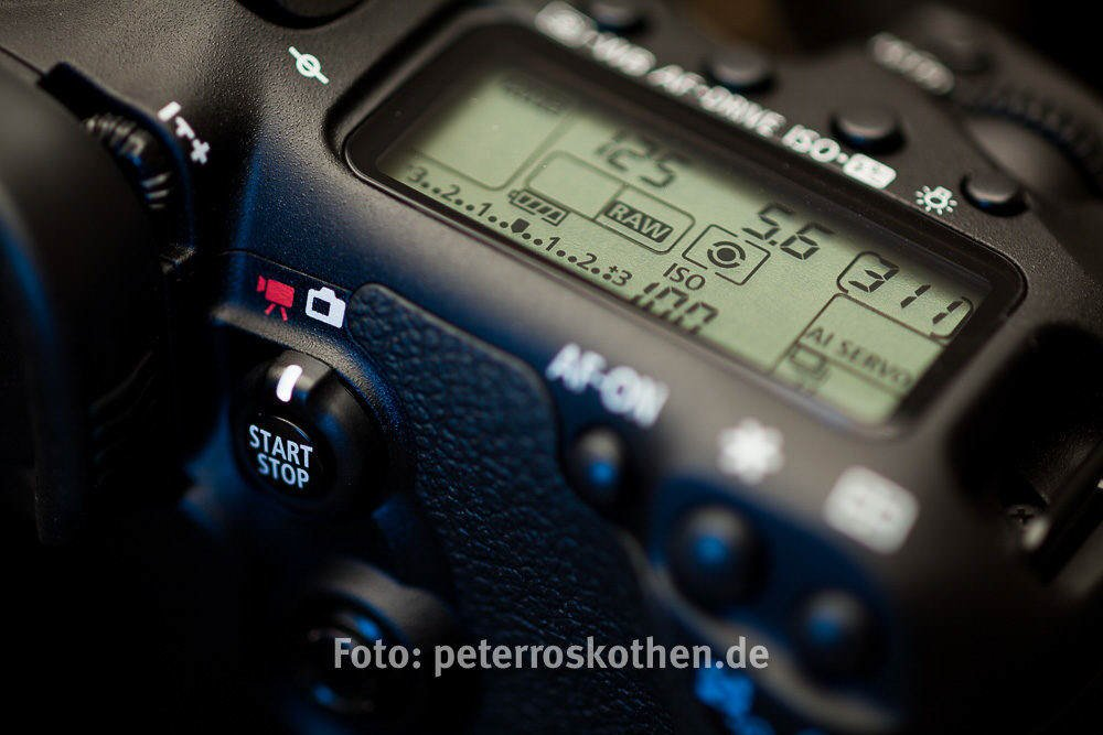 Produktfotograf - Produkt Kamera Technik Ausleuchtung