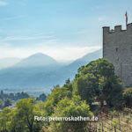 Fotoreise ins Land der Berge und Burgen - Meran Fotokurs