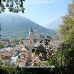 Fotoreise Meran - Die schöne Stadt in Südtirol