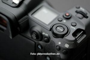 Fotokurs Canon EOS R5, R6, R, RP