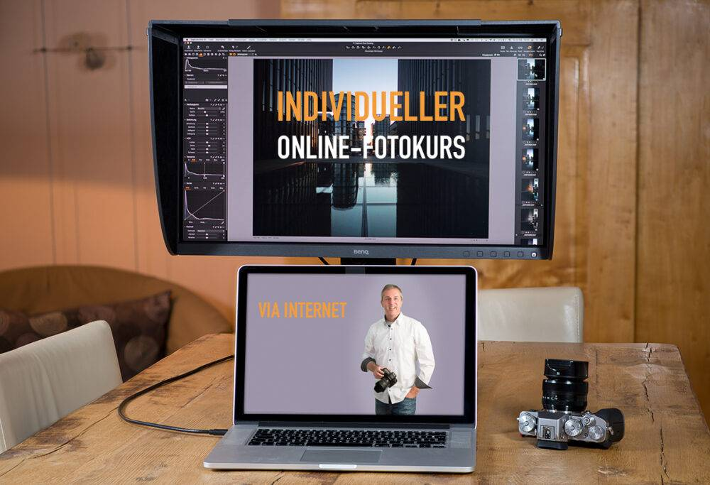 Individueller Capture One Fuji Online Kurs